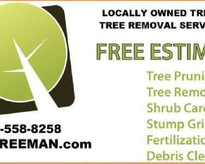 🔖 Estimate FREE~TREE CUT 678-558-8258 Removal Service's www.mytreeman
