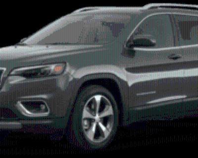 2019 Jeep Cherokee High Altitude