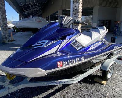 2014 Yamaha WaveRunner FX Cruiser SVHO