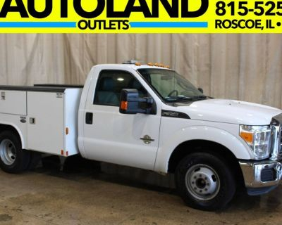 2016 Ford Super Duty F-350 Chassis Cab XL