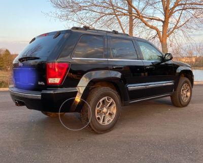 2007 Jeep Grand Cherokee WK Limited CRD - Black - 182,500K - Minneapolis