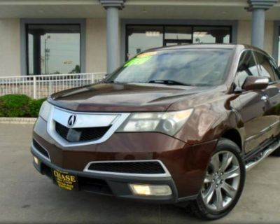 2010 Acura MDX Advance Package