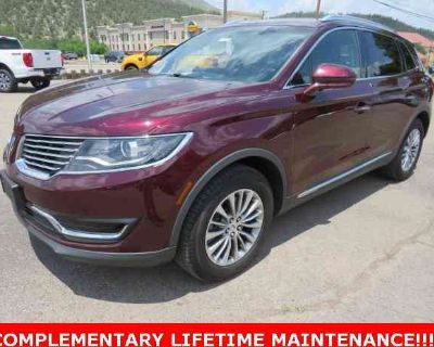 2018 Lincoln MKX Select ALL WHEEL DRIVE!!!