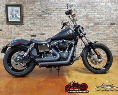 2013 Harley-Davidson Dyna Street Bob Cruiser Big Bend, WI