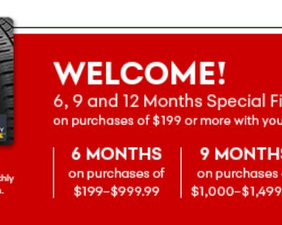 Special Financing Available | CarCareONE
