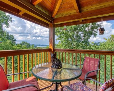 All NEW and Just Listed! Bears Den Lodge at Douglas Lake in the Smoky Mountains. - Sevierville