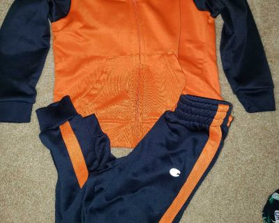 champion outfit size 4t