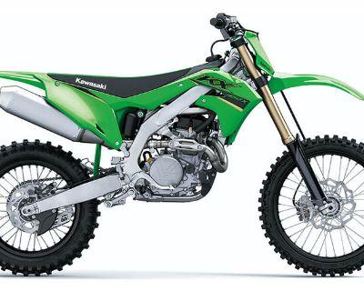 2022 Kawasaki KX 450X Motorcycle Off Road Brilliant, OH