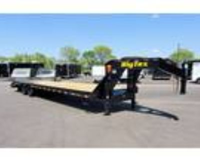 2022 Big Tex 8.5x30'+5' Gooseneck Trailer - 25.9K GVWR