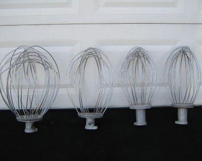Hobart Dough Mixer Wire Wisk: (60 QT)