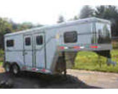 2006 All Aluminum 23 Long Gooseneck Horse Trailer Like New Ta