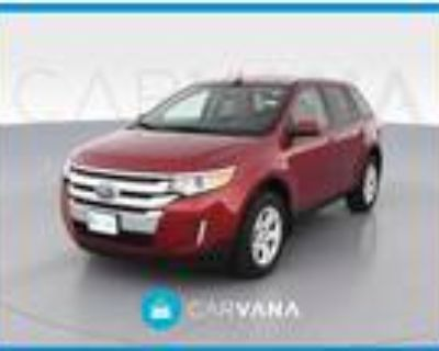 2014 Ford Edge Red, 61K miles