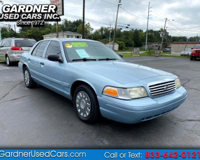 2004 Ford Crown Victoria 4dr Sdn Standard