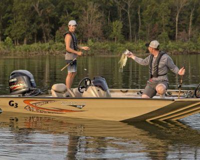 2022 G3 SPORTSMAN 1710 SC Boat Kenner, LA
