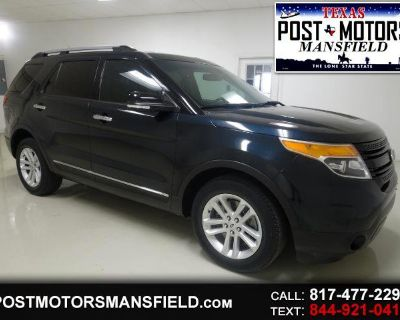 Used 2015 Ford Explorer XLT FWD