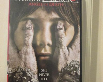 The Woman In Black 2 Angel Of Death Dvd