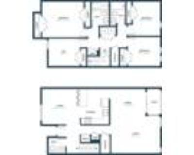 Trillium Apartments - Three Bedroom Townhome