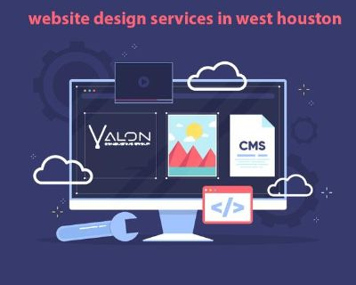 website design in west Houston