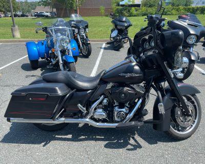 2010 Harley-Davidson Street Glide Touring Dumfries, VA