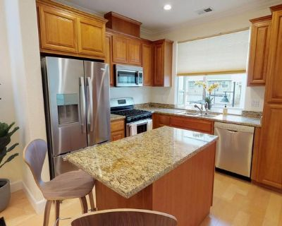 Renovated tri-level beauty in Cupertino