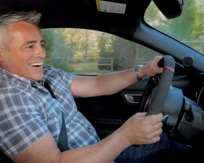 Ken Block putting his EVP Powered X3 to work on Top Gear with Matt LeBlanc