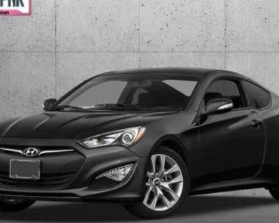 2015 Hyundai Genesis Coupe 3.8 Base