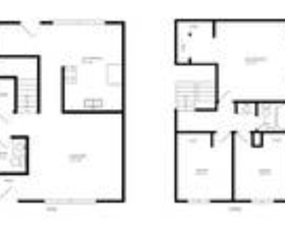 Thunderbird Townhomes and Apartments - 3 Bedroom 2 Bath Townhome