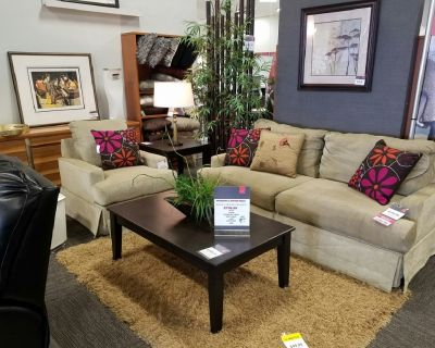 7 PC Winter Savings - Sage Living Room Package $799.99
