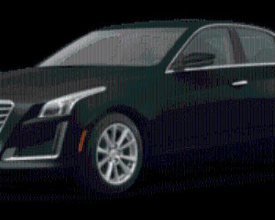 2018 Cadillac CTS Standard