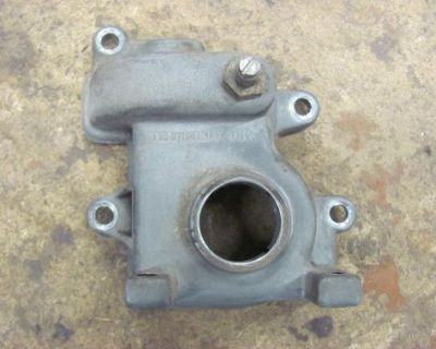 Original 63 64 65 66 67 Corvette Headlight Motor Transmission End Gear Cover