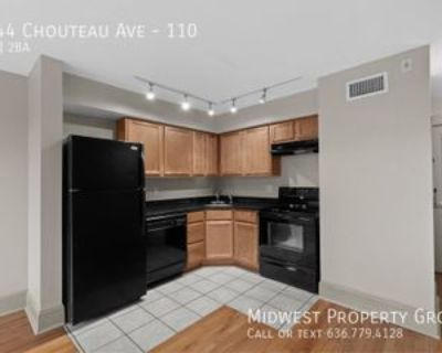 4244 Chouteau Ave #110, St. Louis, MO 63110 2 Bedroom Apartment