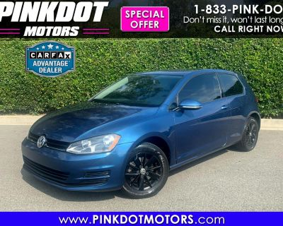 Used 2015 Volkswagen Golf TSI S 6A