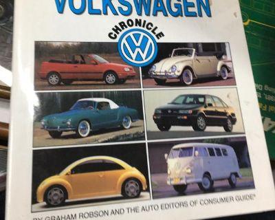 Volkswagen chronicle book