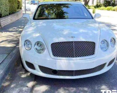2011 Bentley Flying Spur Speed