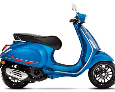 2021 Vespa Sprint 150 Sport Scooter West Chester, PA