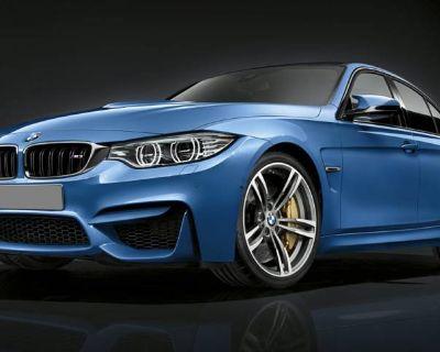 2016 BMW M3 Standard