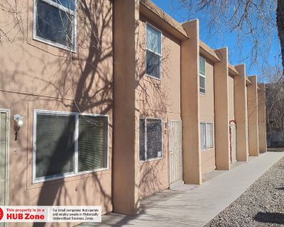Updated Townhouse-Style Units | Rare 3-Bedroom/1-Bath Configuration