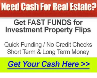 FAST FUNDING For Real Estate Investment Properties!!!
