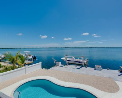 Open Water Home with Pool ! - Little Torch Key