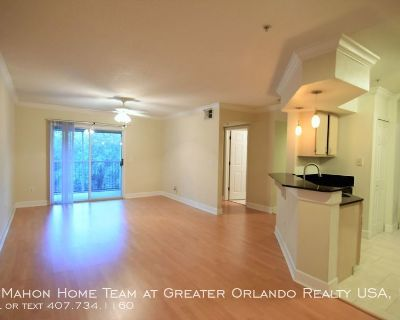1br 1ba THIRD FLOOR unit in The Crest at Waterford Lakes!
