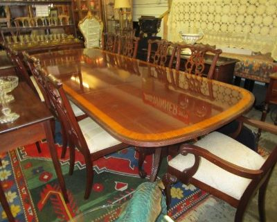 AUCTION 2 LARGE ESTATES Wed July 21 10:30 am Randy's Auction Gallery
