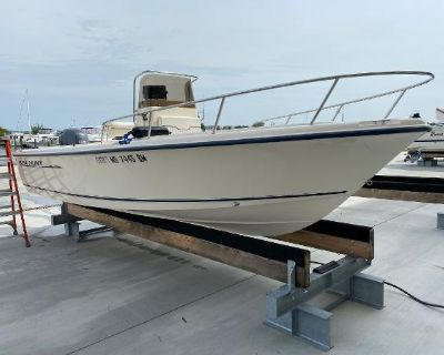 2002 Sea Hunt Triton