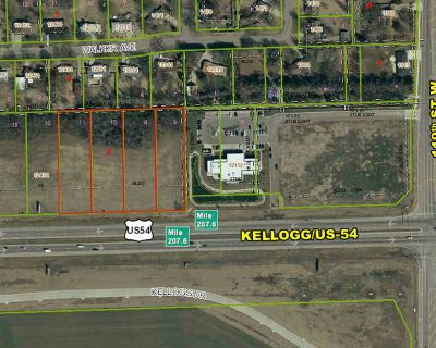 West Kellogg Development Land for Sale or Build to Suit