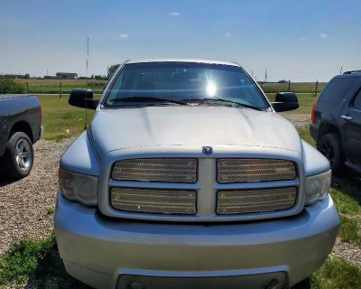03 Ram 1500 4x4....looking to trade for 4x4 atv