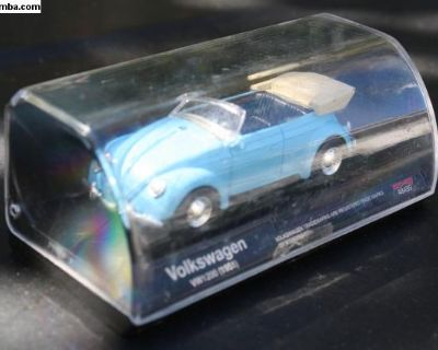 Convertible Beetle Powder Blue Bug Cabriolet
