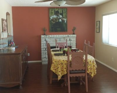 Spanish Cantina With Golf and Mountain Views - Indio