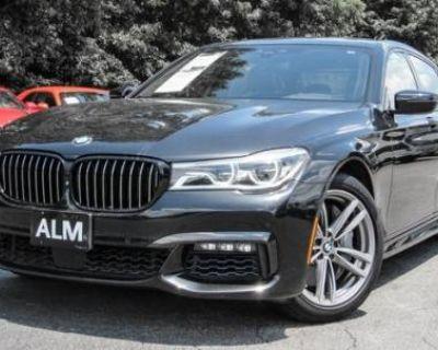 2017 BMW 7 Series 750i
