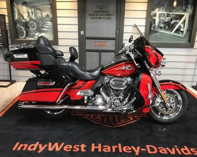 2016 Harley-Davidson CVO Limited Touring Plainfield, IN