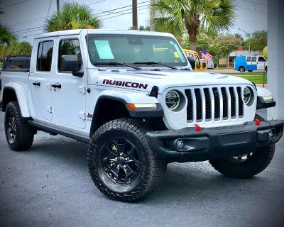 Used 2020 Jeep Gladiator Launch Edition Rubicon 4x4