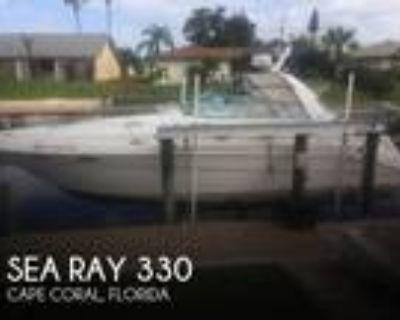 33 foot Sea Ray 330 Sundancer